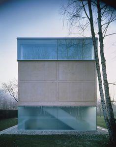 Goetz Gallery, Mucich, by Herzog & DeMeuron [1992]