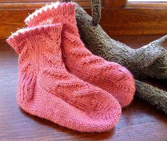 Sweet little socks for sweet little ladies…..