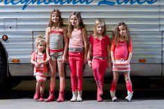 Ninni Vi Girls  Summer 2014