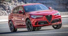 At $81,590, Alfa Romeo Stelvio Quadrifoglio Will Cost You A Bit More Than A Macan Turbo #news #Alfa_Romeo #alfaromeostelvio #alfaromeoquadrifoglio