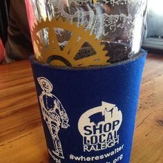 """""""@brewgalooraleigh is so close we can taste it... Literally. #craftbeer #ncbeer All day on tap. #foodtrucks April 25, 2015. Stay thirsty friends.…""""  www.shoplocalraleigh.org"""