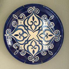 Bom dia!!! Bora começar bem a semana!!! Para informações sobre valores mandem direct #ceramica #ceramic #ceramics #art #artist #arte #artista #pintura #pinturaamao #decoration #decoracao #decoração #lilianacastilho