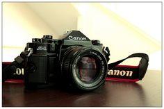Canon A-1 11 heb ik nog ergens:-)