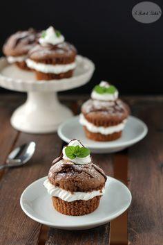 Muffin con crema alla menta @rigonidiasiago