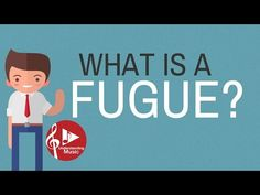 What is a Fugue? (Music Appreciation) - YouTube