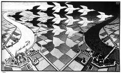 Nos vamos al Palacio de Gaviria (Madrid) para visitar una exposición que acoge más de 200 obras de M.C. Escher. ¡No te lo pierdas!