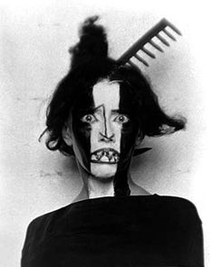 #ART | artist i like | Man Ray    (photo of Bronislava Nijinska (Sister Nijinsky), 1922)