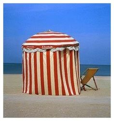 Beach Cabana, Beach Tent, Beach Huts, Beach Picnic, Summer Picnic, French Beach, British Beaches, Tender Is The Night, Places