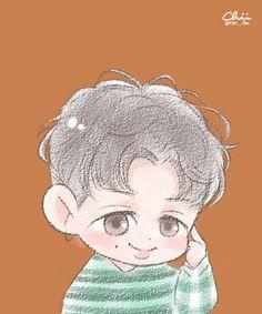 chii en Twitter: •160606 #Fanart #Lay #EXO #LuckyOne Cr: Chii___iihc