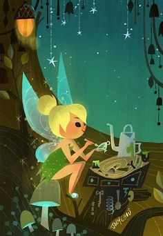 Tink tinkering