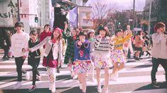 【リトグリ】生歌!生音!生Live! ! 「Girls be Free!」 Special Music Video in 渋谷【Little G...