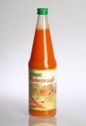 Lütauer Möhrensaft mit Apfel (Bio)