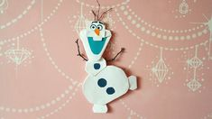 How to make Frozen Olaf Origami step by step tutorial instruction – Welcome Craft Origami Cube, Origami Frog, Origami Dragon, Origami Paper, Origami Swan, Useful Origami, Origami Easy, Origami Wedding Invitations, Christmas Door Decorating Contest