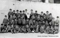 Portuko ikastetxeko ikasle taldea / Grupo de alumnos del Colegio del Puerto (ref. 04472)