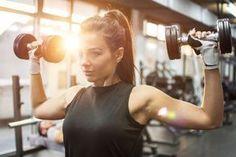 Novo método de musculação para definir e secar em 30 minutos