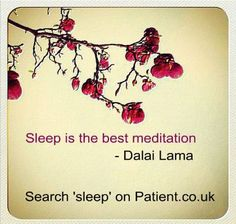 Discover trusted sleep information - search 'sleep' on patient.info