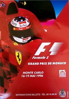 Monaco Grand Prix - 1996
