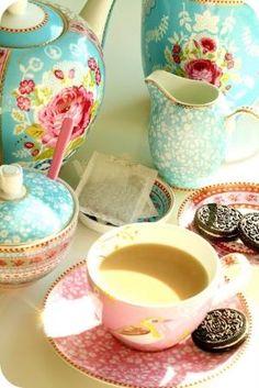 Tea in pretty colors. by Joao.Almeida.d.Eca