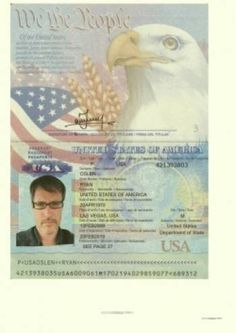 Ausweise und Reisepässe Stolen Passport, Passport Card, Passport Services, Passport Online, Getting A Passport, Name Change, Citizenship, Ielts, Trip Planning