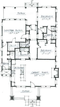 Narrow Lot Plans in addition Plan Details likewise Carriage House Floor Plans Virginia Beach further Live work home plans moreover Urban cottage house plans. on allison ramsey modular house plans