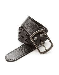 Lucky Brand Woodland Cutout Belt in Black | 2Die4Boutique.com