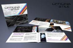 (Cliente: Tocco Magico SpA) Brochure Accademia Tocco Magico: 16 pagine (chiuso 200 x 200 mm)
