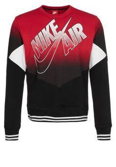 Nike Sportswear PIVOT - Sweatshirt - red addd398736