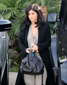 Kylie Jenner Givenchy Nightingale Bag