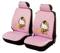 Elvis Hello Kitty Autositzbezug rosa für Vordersitze Seat Covers, Floor Chair, Car Seats, Baby Shoes, Textiles, Kids, Shopping, Ebay, Home Decor
