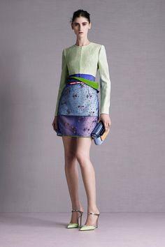 Travel Ready Resort Wear| Serafini Amelia| Mary Katrantzou | Resort 2015 Collection | Style.com