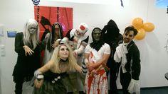 Halloween in der SEO Küche - das Grusel-Team Crown, Halloween, Corona, Crowns, Crown Royal Bags, Spooky Halloween
