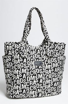 MARC BY MARC JACOBS 'Pretty Nylon - Medium Tate' Tote available at  #Nordstrom