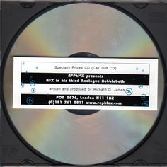 AFX - Analogue Bubblebath 3 (1993)