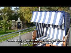 """Die Ferienwohnung """"Seebrücke 3"""" in der Promenade 24 am Schönberger Strand. http://www.ostseeblick-holm.de/ostseebadschoenberg/ferienwohnungschoenbergerstrand..."""