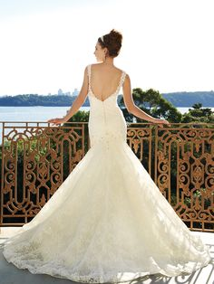 cheap prom dresses Lace bateau neckline open low back neckline with zipper closure and covered buttons glittering mermaid dress on sale,cheap wedding dresses