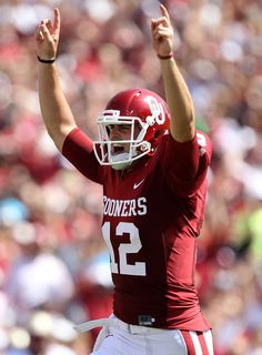 Landry Jones - Oklahoma Sooners
