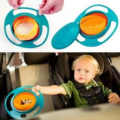 Cheap 360 rotate spill-proof bowl, Buy Quality rotate spill-proof bowl directly from China kids dinner plate Suppliers: Children Kid Baby Toy Prato Universal 360 Rotate Spill-Proof Bowl Dish Baby Dishes Kids Dinner Plate Baby Dishes, Baby Eating, Dinners For Kids, Classic Toys, Car Seat, Baby Food Recipes, Baby Toys, Baby Baby, Baby Girls