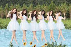 Gfriend behind MV shooting Love Whisper Kpop Girl Groups, Korean Girl Groups, Kpop Girls, Euna Kim, Entertainment, G Friend, Music Photo, I Love Girls, Soyeon