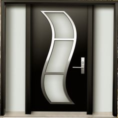 Top 50 Modern Wooden Door Design Ideas You Want To Choose Them For Your Home - Engineering Discoveries Flush Door Design, Home Door Design, Door Gate Design, Door Design Interior, Main Door Design, Wooden Door Design, Front Door Design, Interior Doors, Modern Interior