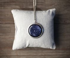 Gemini or Cancer for June - Constellation necklace - Pick your zodiac sign (N088) via Etsy