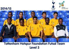 Tottenham Hotspur Foundation Futsal Team Level 3 | Haringey Sixth Form Centre