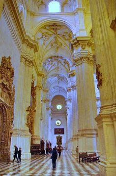 Grenade - Granada 58 la Cathédrale