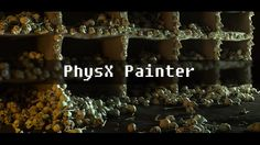 PhysXPainter Teaser on Vimeo