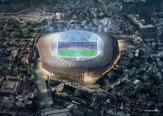 'A jewel in London's sporting crown'.