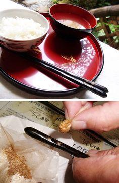 いいお箸でお食事をするとより一層、ご飯が美味しく感じられます。