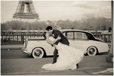 Wedding Eiffel Tower  | Image Juliane Berry www.MadamPaloozaEmporium.com www.facebook.com/MadamPalooza