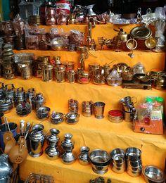miniature kitchen utensil toys from india