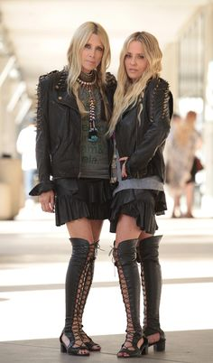 """Fashion divas Pam and Gela of Juicy Couture share their success story in the recently-released """"The Glitter Plan"""""""