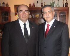 Mr. Paul Chehade - Mr. Alejandro Mendoza