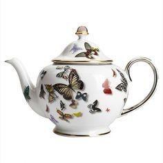 Christian Lacroix Tea Pot by Christian Lacroix